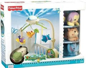 ВЪРТЕЛЕЖКА RAINFOREST- L0527-Fisher Price